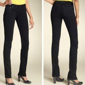 Marc by Marc Jacob Chrissie Skinny Black Jeans 29